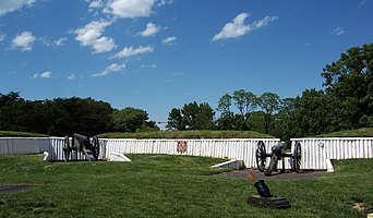 Fort Ward (Virginia)