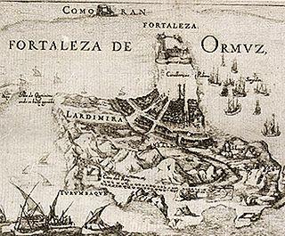Persian–Portuguese war