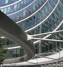 Metropolitan Building en Varsovia. Norman Foster