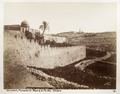 Fotografi från Jerusalem på Olivberget - Hallwylska museet - 104361.tif