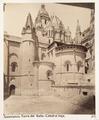 Fotografi på Torre del Gallo, Catedral vieja i Salamanca - Hallwylska museet - 107300.tif
