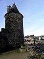 Fougères (35) Château Tour de Guémadeuc 01.JPG