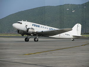 Four Star Air Cargo - N135FS