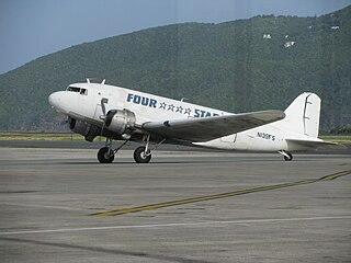 1948 Los Gatos DC-3 crash