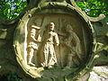 Fr Hohengoeft Chemin de croix station 2.jpg