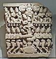 Fragment de tympan (musée Guimet) (6966456883).jpg