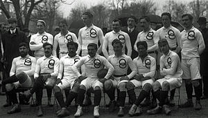 History of the France national rugby union team - The original France XV v New Zealand, 1 January 1906, Paris