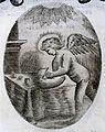 Francesco Pona, Cardiomorphoses sive ex corde... Wellcome L0029158.jpg