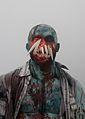 Francois Sagat Zombie make up .... (4399968399).jpg