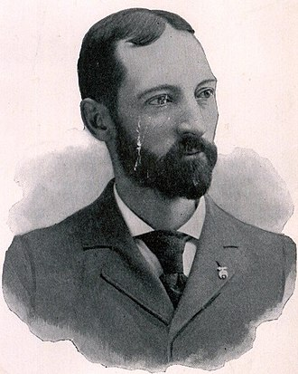 Frank A. Briggs - From the 1897 atlas North Dakota and Richland County Chart