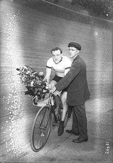 Frank Louis Kramer American track cyclist