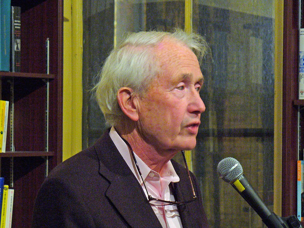 Frank McCourt 2 by David Shankbone