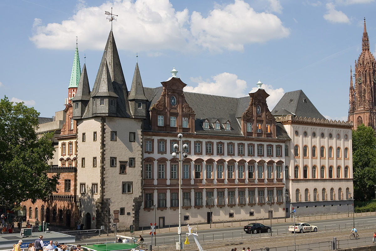 Bernusbau wikipedia for Innenarchitekt frankfurt am main