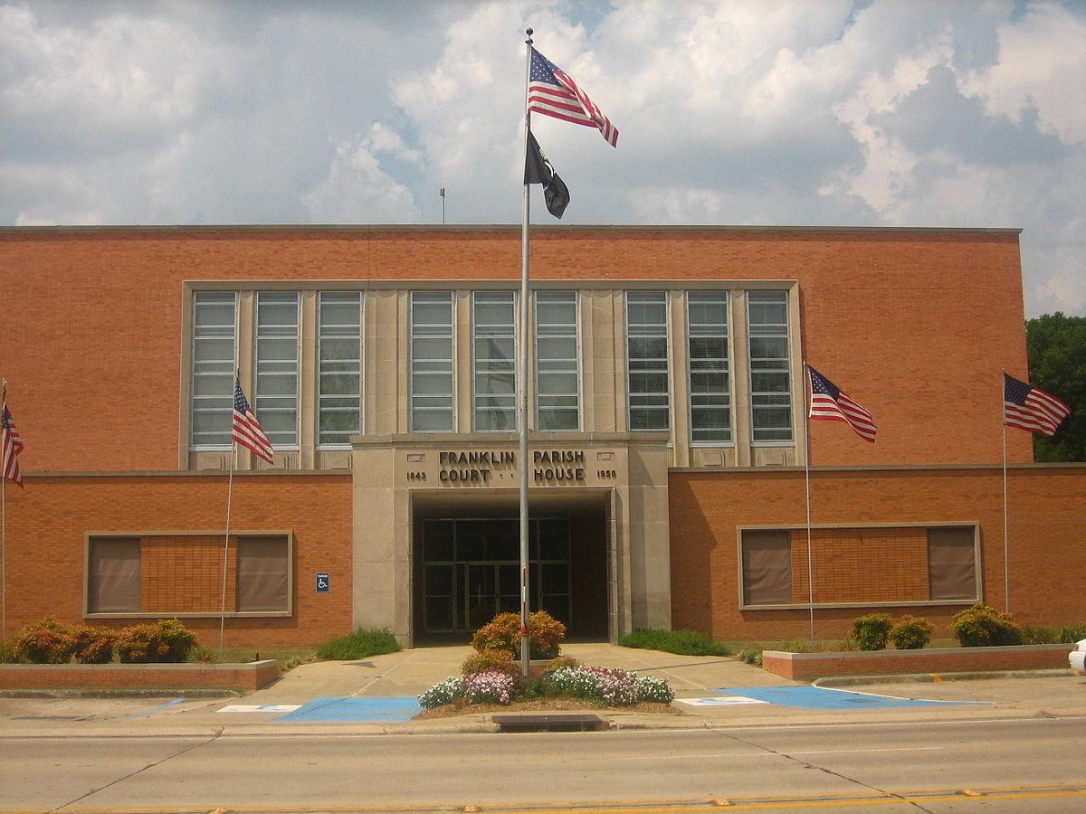Franklin Parish Louisiana Wikipedia