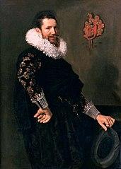 Portrait de Paulus van Beresteyn (1588-1636)