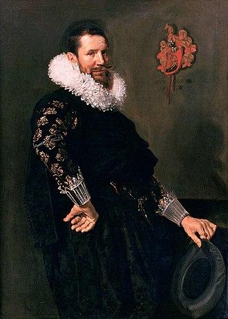 Catharina Both-van der Eem - Image: Frans Hals Paulus Beresteyn, rechter te Haarlem