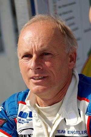 2014 World Touring Car Championship - Franz Engstler won the Yokohama Drivers' Trophy