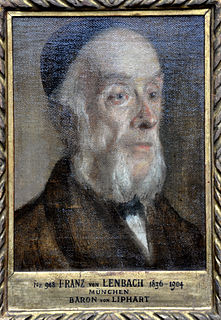 Karl Eduard von Liphart Noted art expert and collector from Estonia