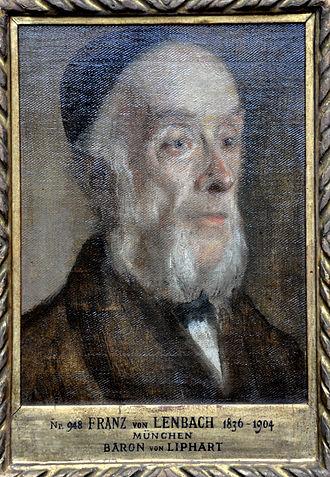Karl Eduard von Liphart - Portrait