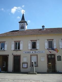Frapelle Commune in Grand Est, France