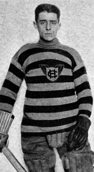 New York Hockey Club - Goaltender Fred Lewis played with the New York HC for five seasons between 1912–1917.