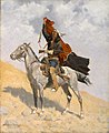 Frederic Remington - The Blanket Signal - 43.16 - Museum of Fine Arts.jpg