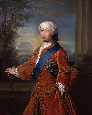 Atalanta (opera) - Frederick, Prince of Wales by Philip Mercier