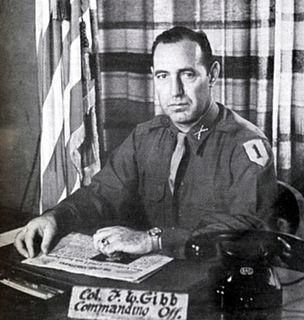 Frederick W. Gibb