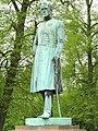 Frederik VI by Herman Wilhelm Bissen - Fredericksberg Gardens, Copenhagen - DSC08915.JPG