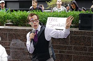 Free Speakout Occupy Wall Street 2011 Shankbone
