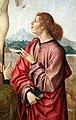 Frei carlos, trittico del calvario, 1520-30 ca. 03 crocifissione 2 giovanni.jpg