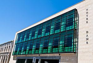 University of Notre Dame Australia - Tannock Hall