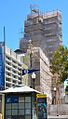Fremantle town hall refurbishment January 2017 from east.jpg