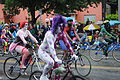 Fremont Solstice Parade 2011 - cyclists 007.jpg