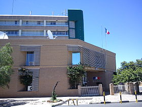 Ambassade De France En Namibie Wikipedia