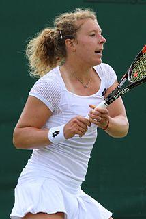 Anna-Lena Friedsam German tennis player