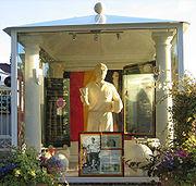 Fritz-Walter-Haus in Alsenborn Eingang
