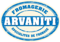 Fromagerie Arvaniti logo.png