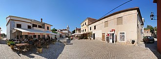Nin, Croatia - Nin town center