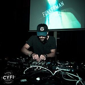 Funkerman - Image: Funkerman 1427117587