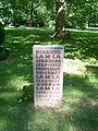 Göttingen Stadtfriedhof Grab Ernst Lamla.JPG