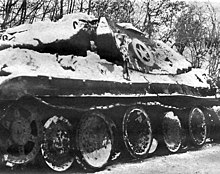 Panther tank wikipedia panther disguised as an m10 tank destroyer publicscrutiny Gallery