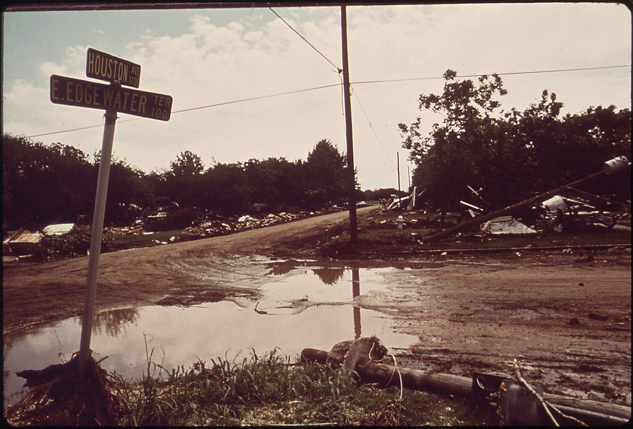 The 1972 Guadalupe River Flood Was One Of The Worst
