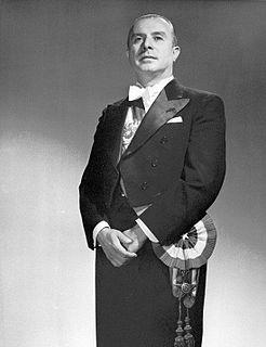 Gabriel González Videla Chilean politician