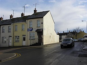 English: Gallows Hill Community House, Omagh N...
