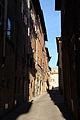 Gambassi terme, strada del centro storico.JPG