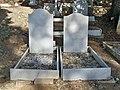 Gamel Woolsey and Gerald Brenan's Graves.jpg