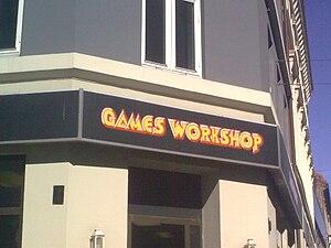 English: Games Workshop in Oslo