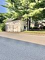 Garage, Jefferson Street, Alexandria, KY (50227074276).jpg