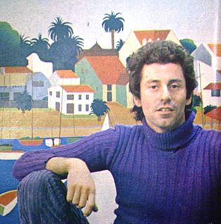 Nicolás García Uriburu Land artist and architect, focuses on conservation.